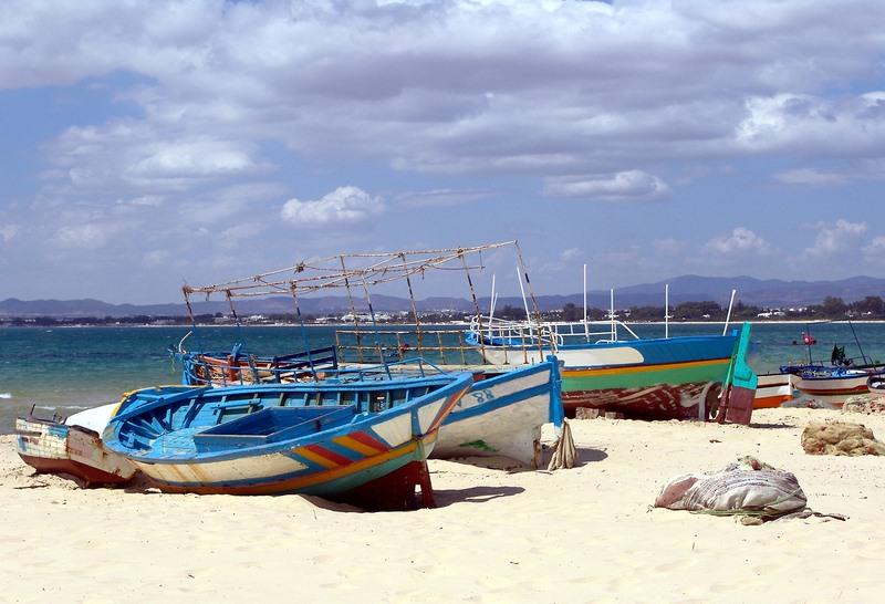 Vakantie tunesi boeken alle promoties en bezienswaardigheden for Barchetta da pesca