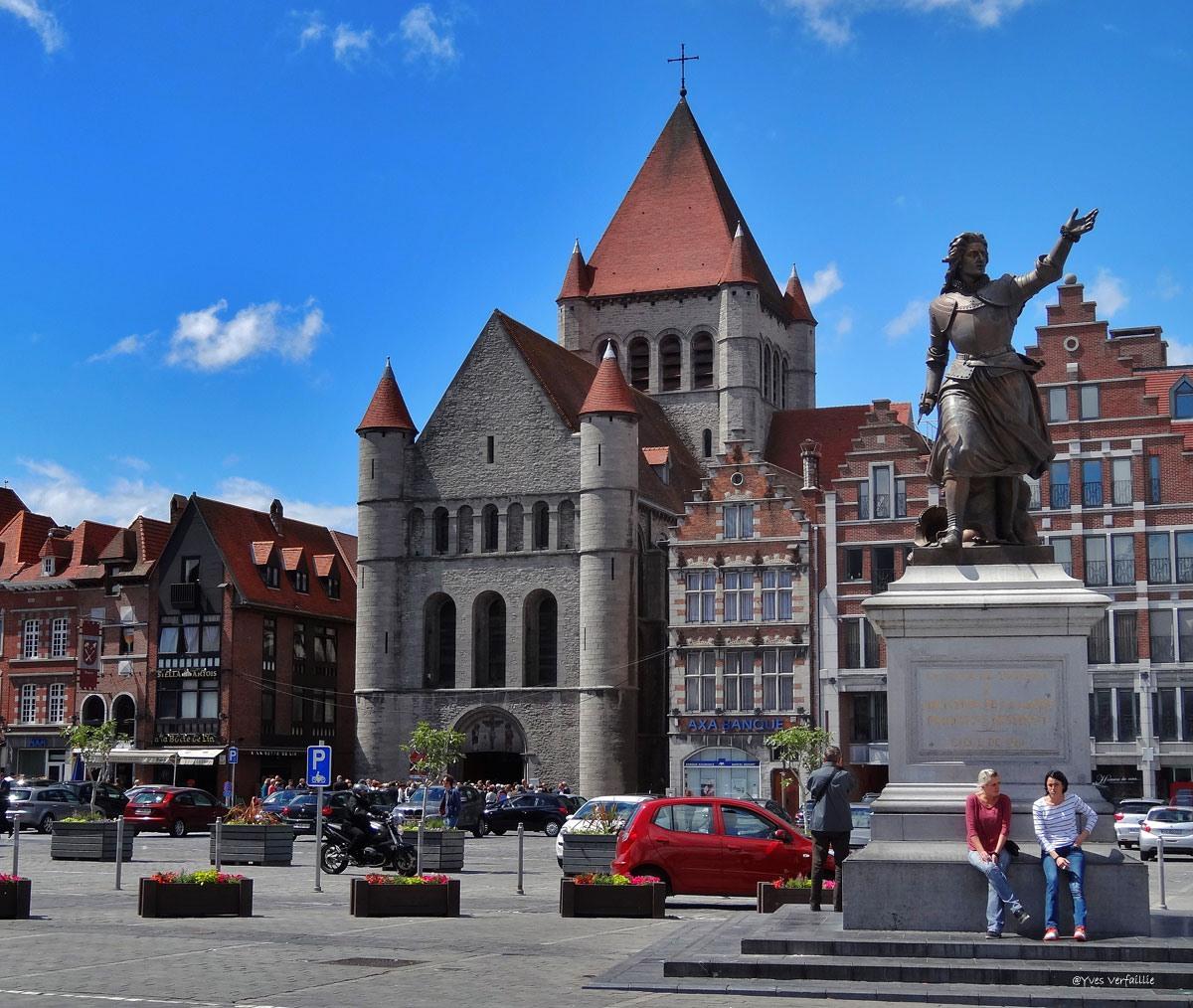Bezienswaardigheden Dinant Wat te doen in Dinant België