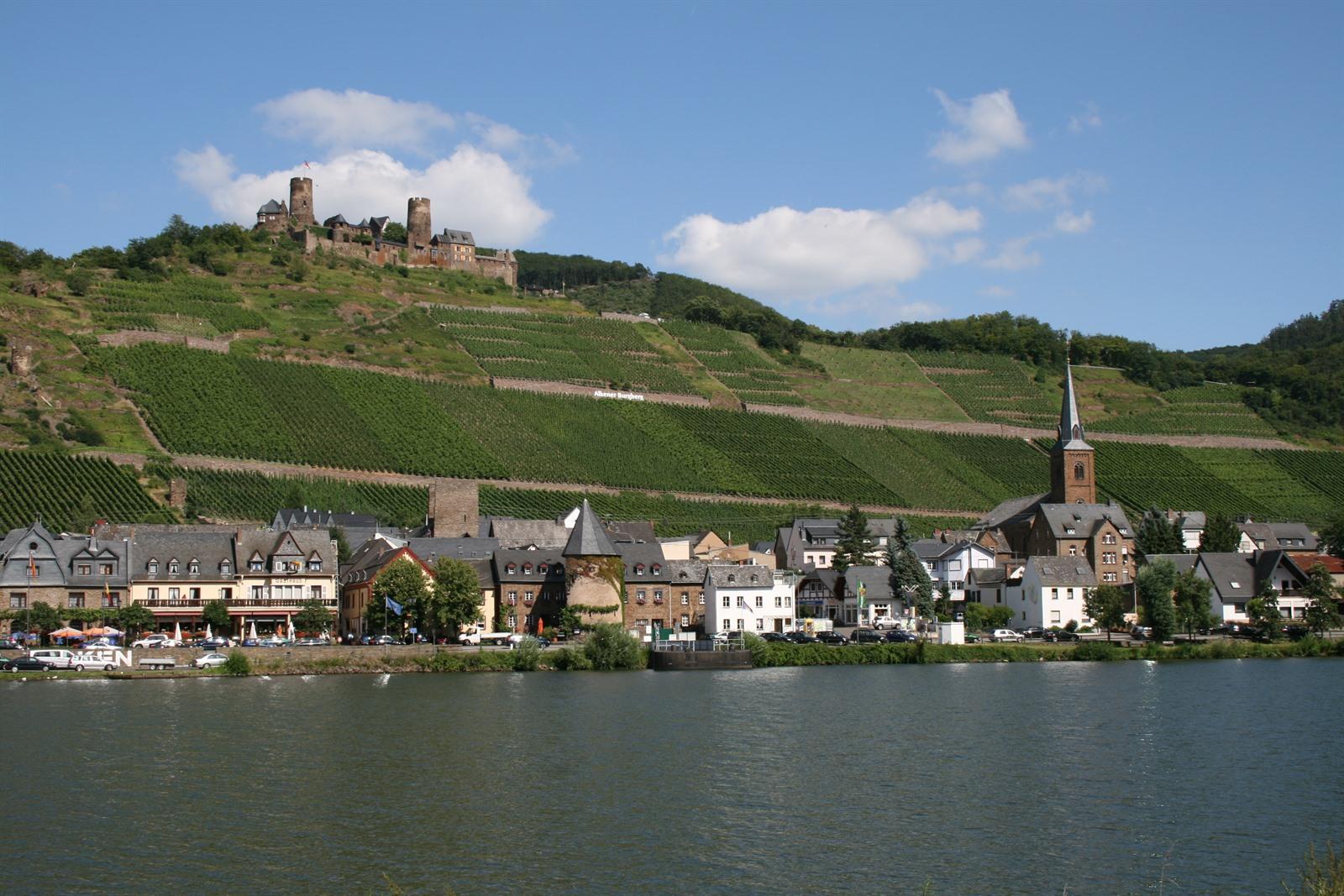 Cochem Bezoeken Ontdek Dé Moezel Wijnstad En Reichsburg Burcht