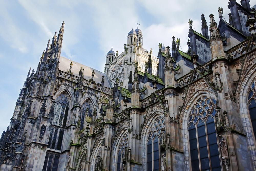 Zuidoost Nederland: bezoek 's Hertogenbosch of Den Bosch