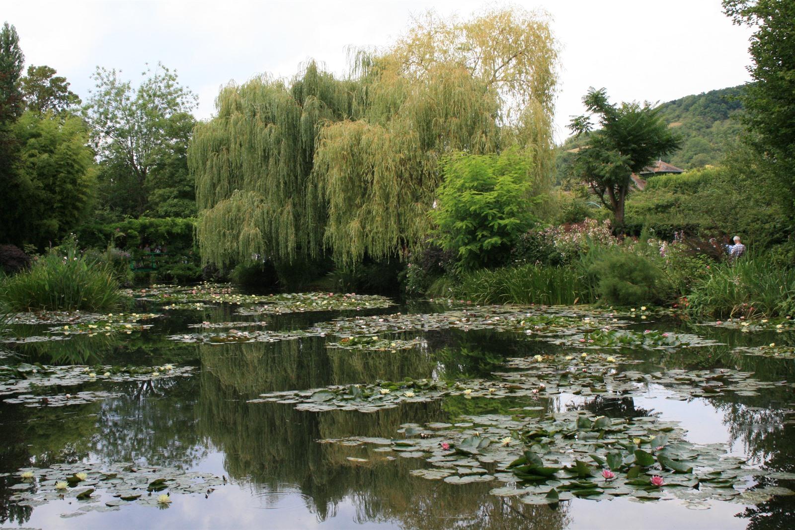 Giverny woonhuis en tuin van monet for Mooie tuinen kijken