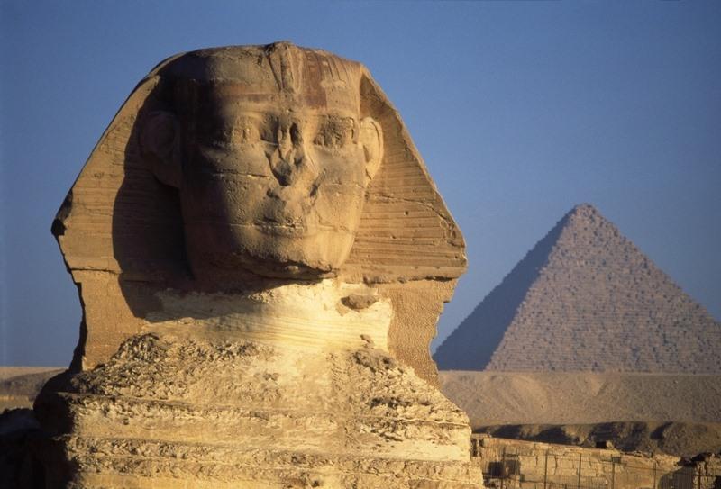 piramides van gizeh bezoeken: cheops, chefren en mykerinos