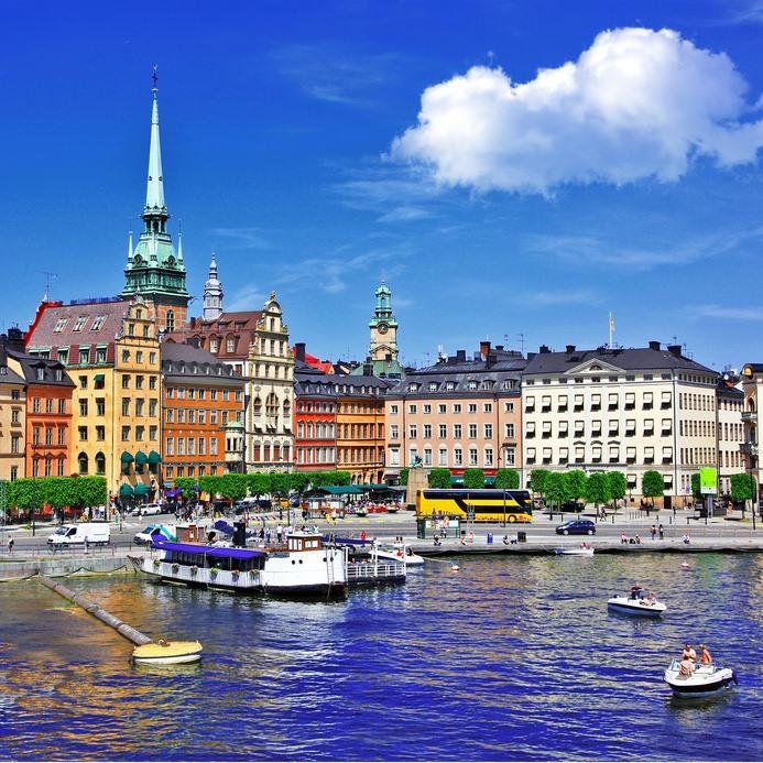 Download Onze Gratis Reis Stockholm