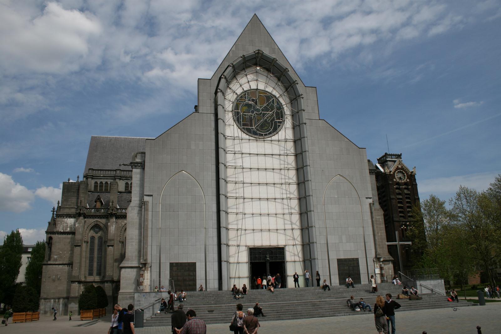 Lille notre dame de la treille bijzondere kathedraal - Lille notre dame de la treille ...