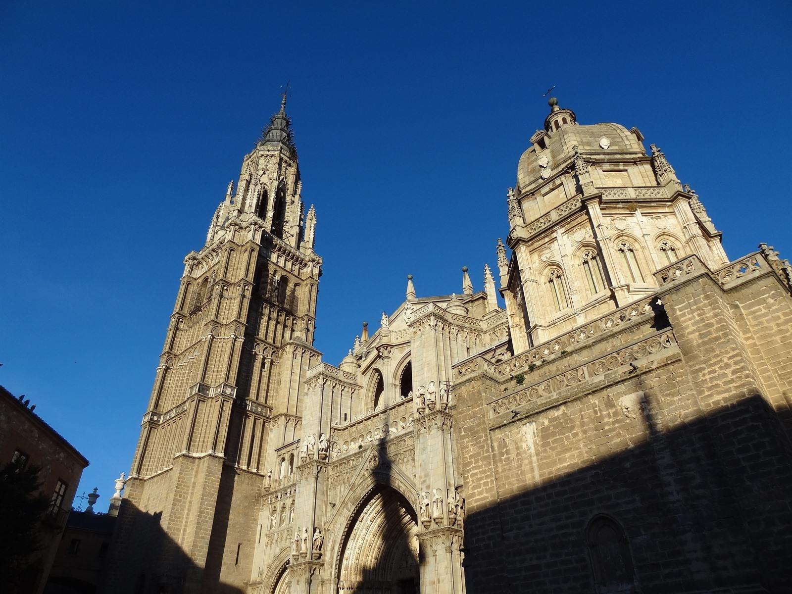 Ontdek de kerken en kathedraal van toledo - Verblijf kathedraal ...