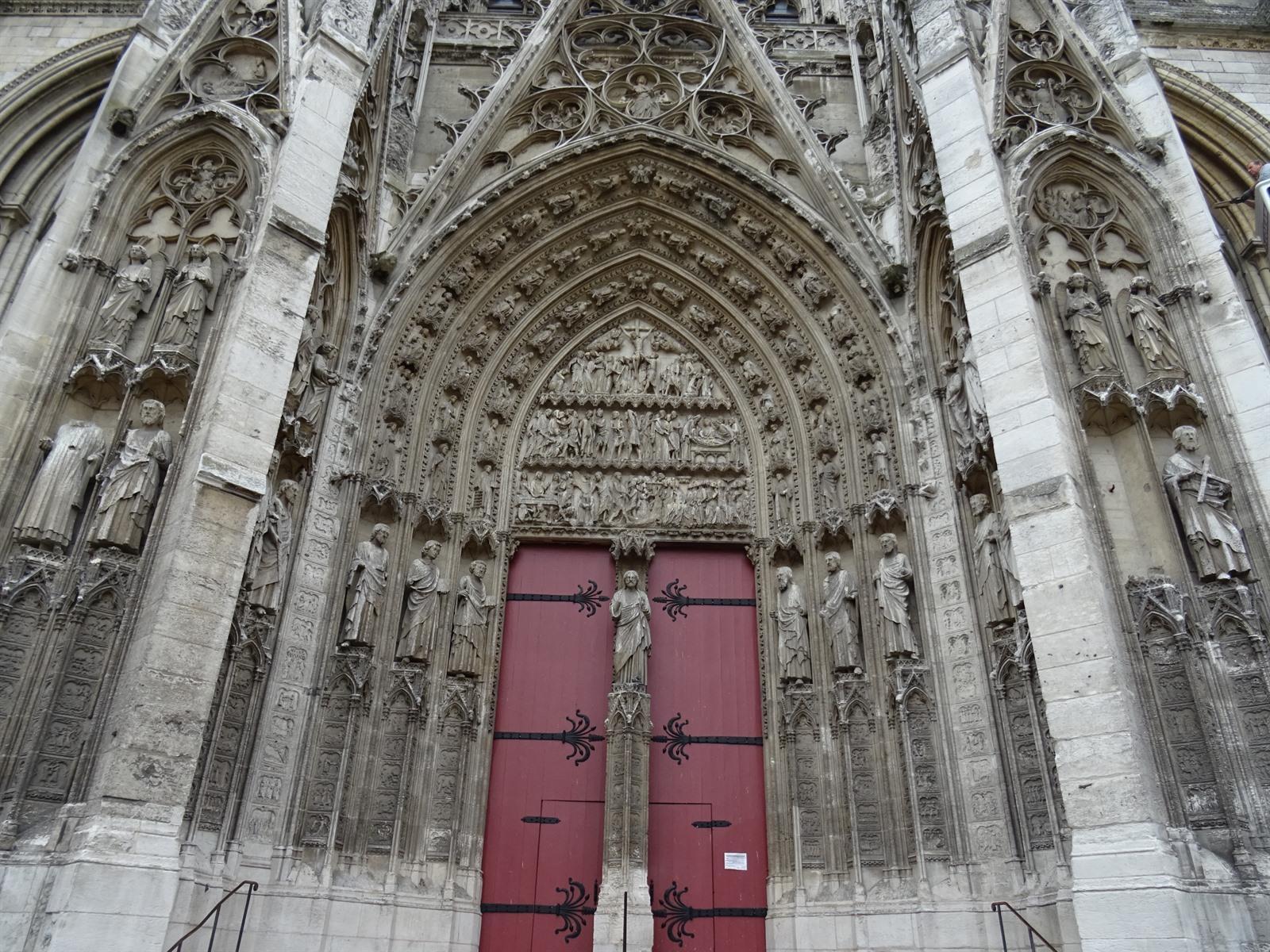 Rouen bezoeken welk kerken te zien in rouen - Verblijf kathedraal ...