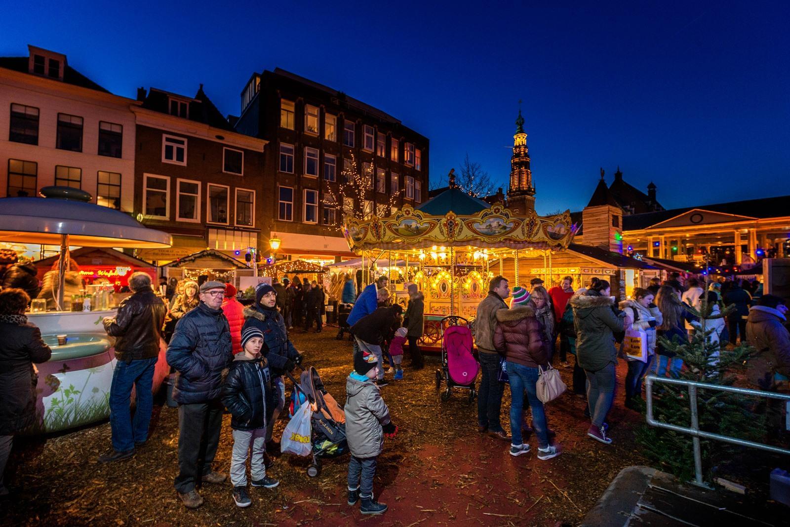 Kerstmarkt Leiden 2018 Bezoeken Gratis Stadswandeling Zo Mis Je Niets