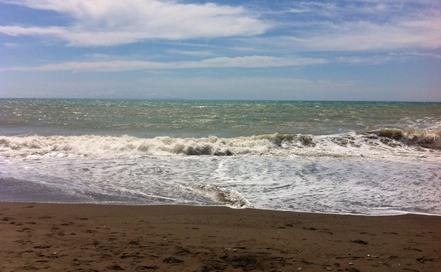 Toscaanse kust tips