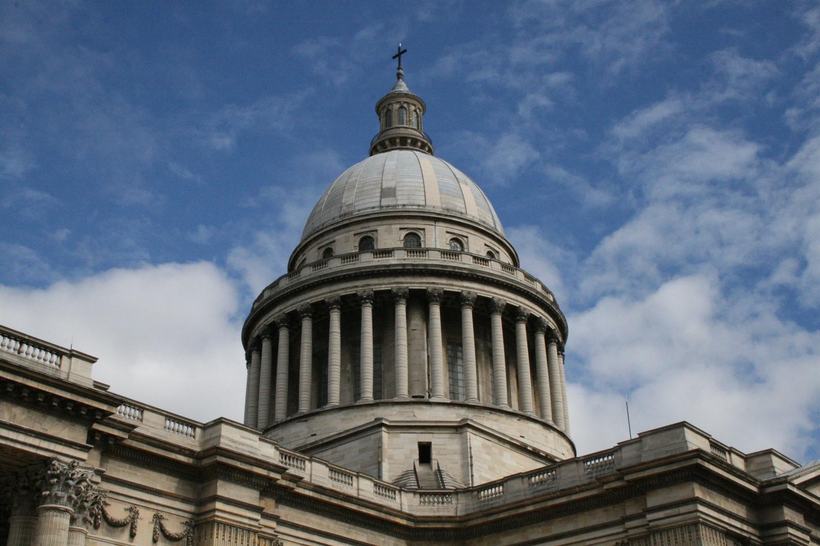 Beroemde Mensen In Parijs.Pantheon Monumentale Rustplaats Voor Bekende Fransen