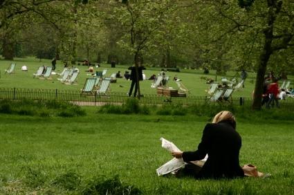 parken in london