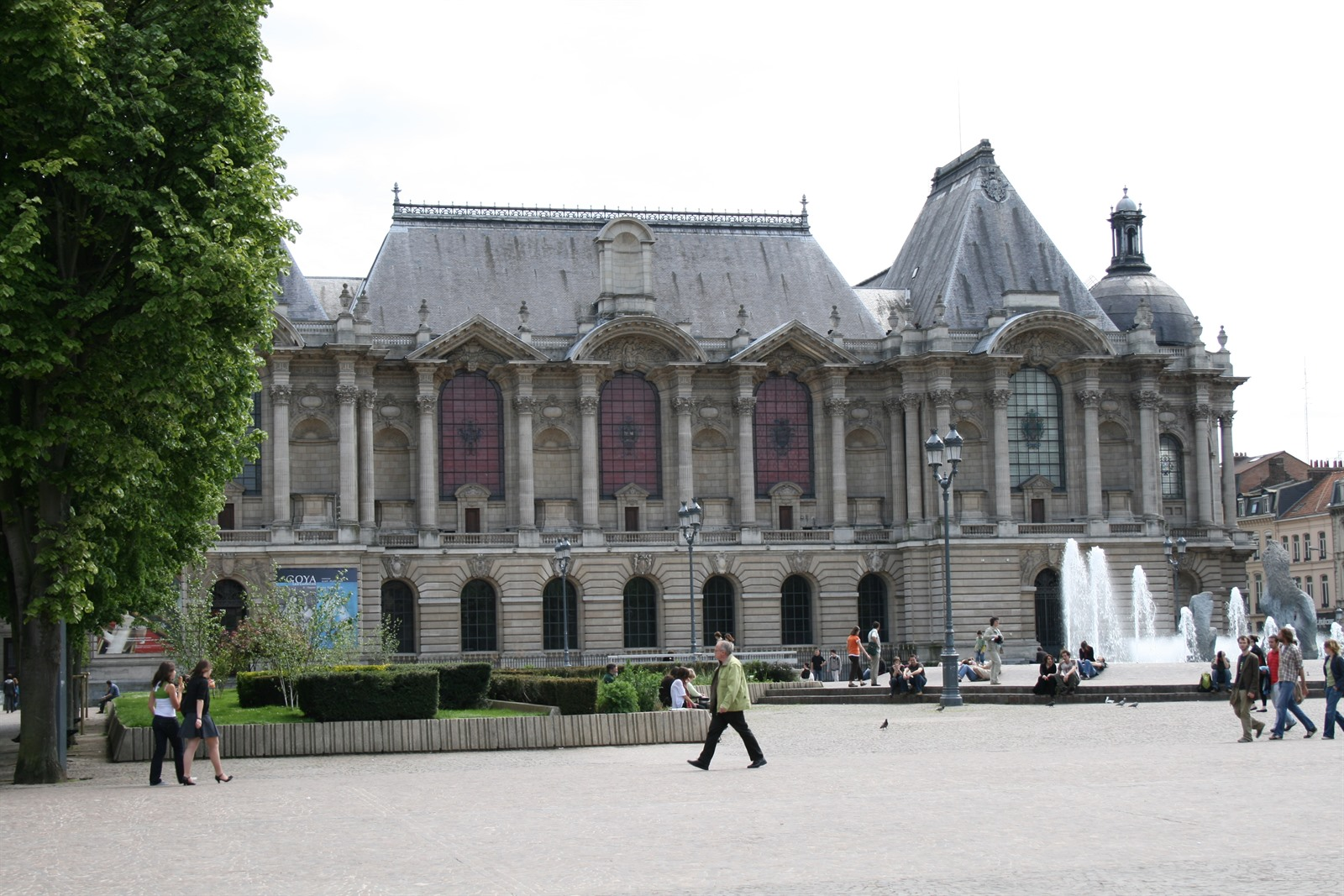 Lille place de la r publique rijsel for Salon de la gastronomie lille