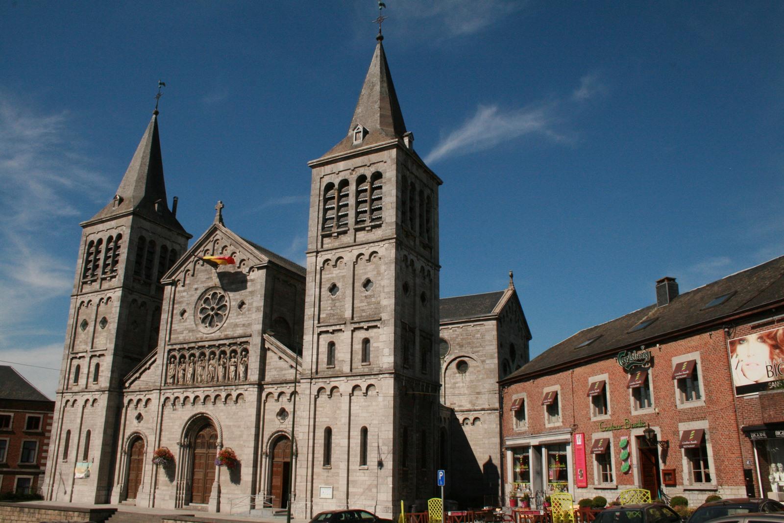 Abdij Notre-Dame de Saint-Rémy Rochefort bezoeken?