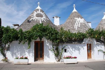 Uitgestippelde Rondreis Puglia Langs Alle Hoogtepunten
