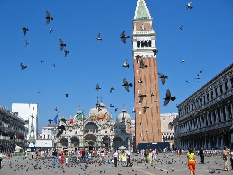 Sint Marcus Venetie.Citrytrip Venetie San Marcoplein En Haar Bezienswaardigheden