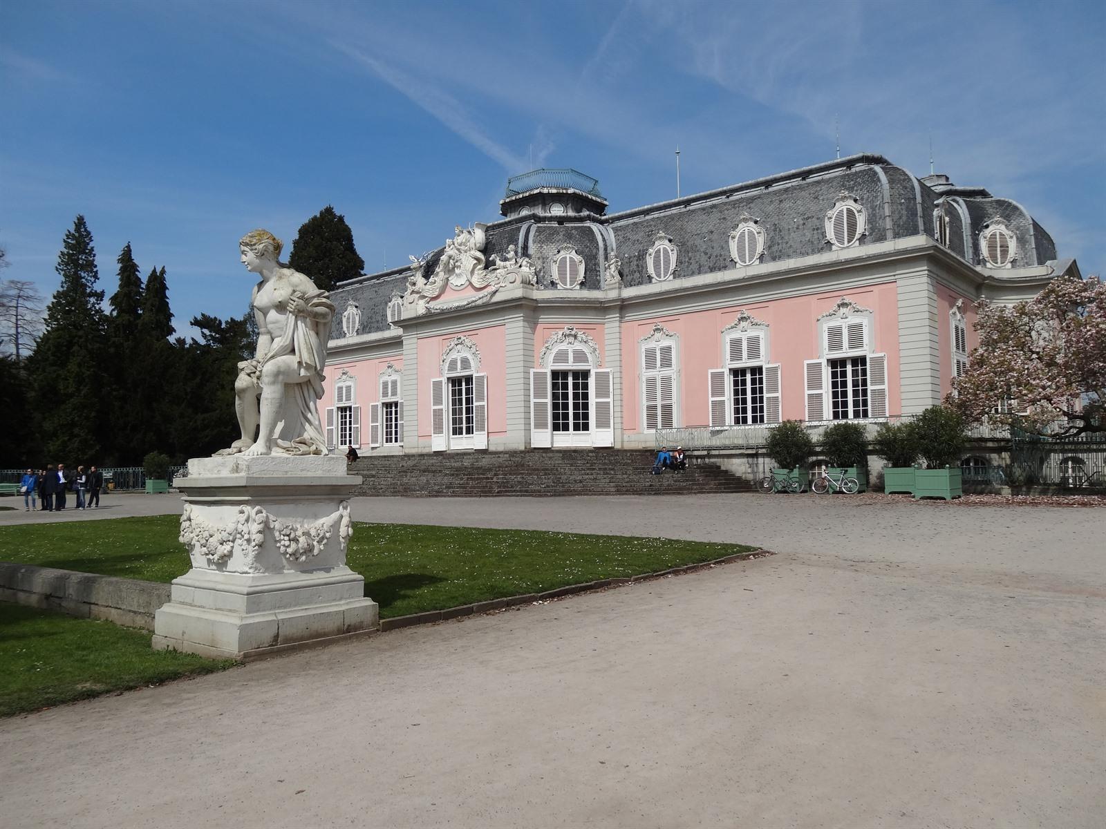 Bezoek Schloss Benrath tijdens je citytrip Düsseldorf