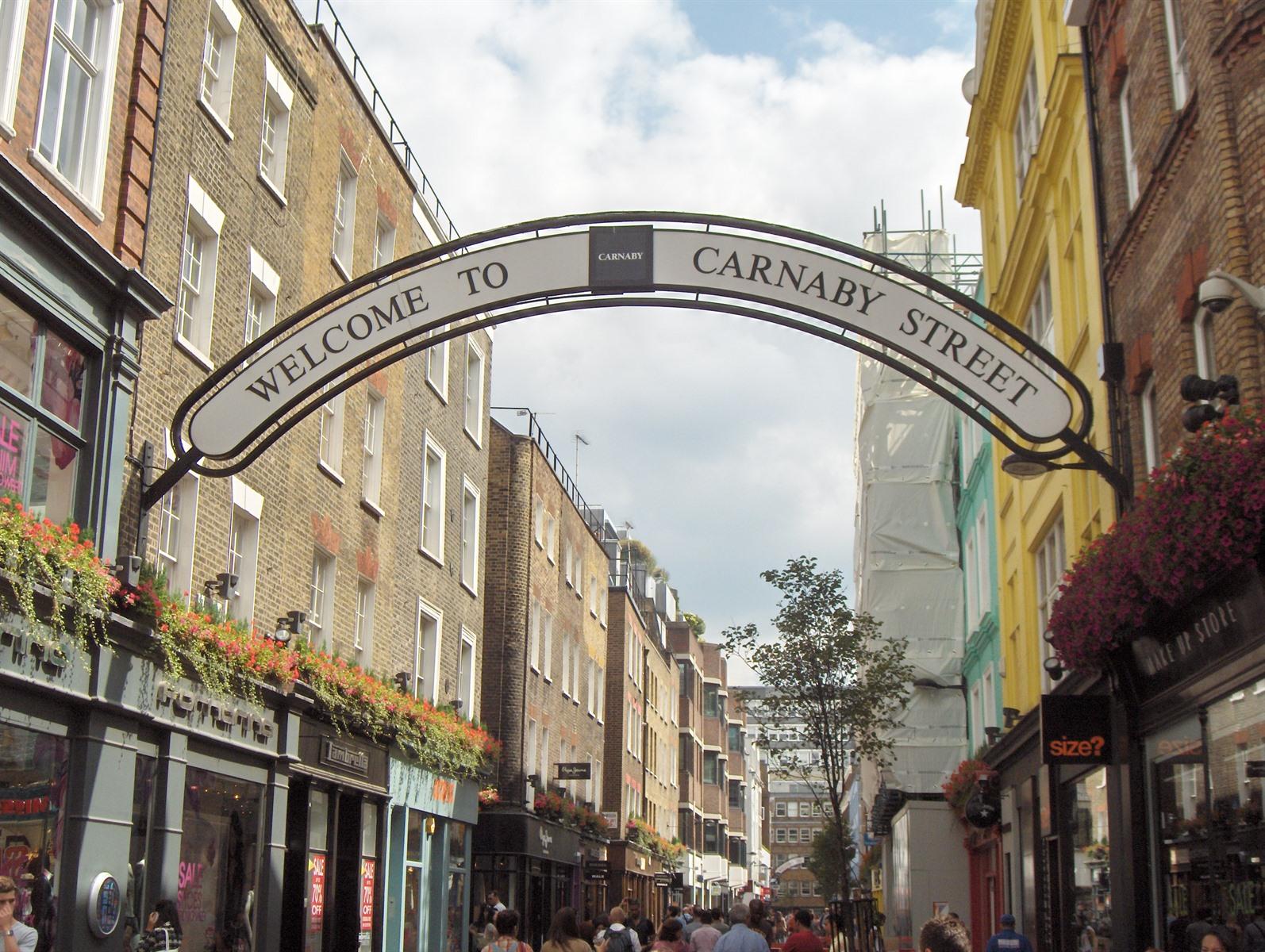 Shopping in Londen: alles, voor iedere klasse
