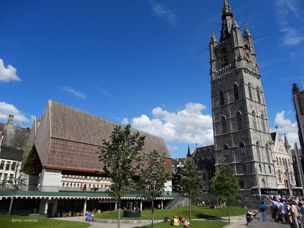 Stadswandeling gent centrum gratis te downloaden - Verblijf kathedraal ...