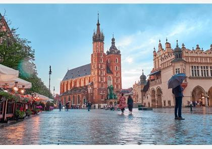 Stadswandeling Krakau, een parel aan de Poolse kroon
