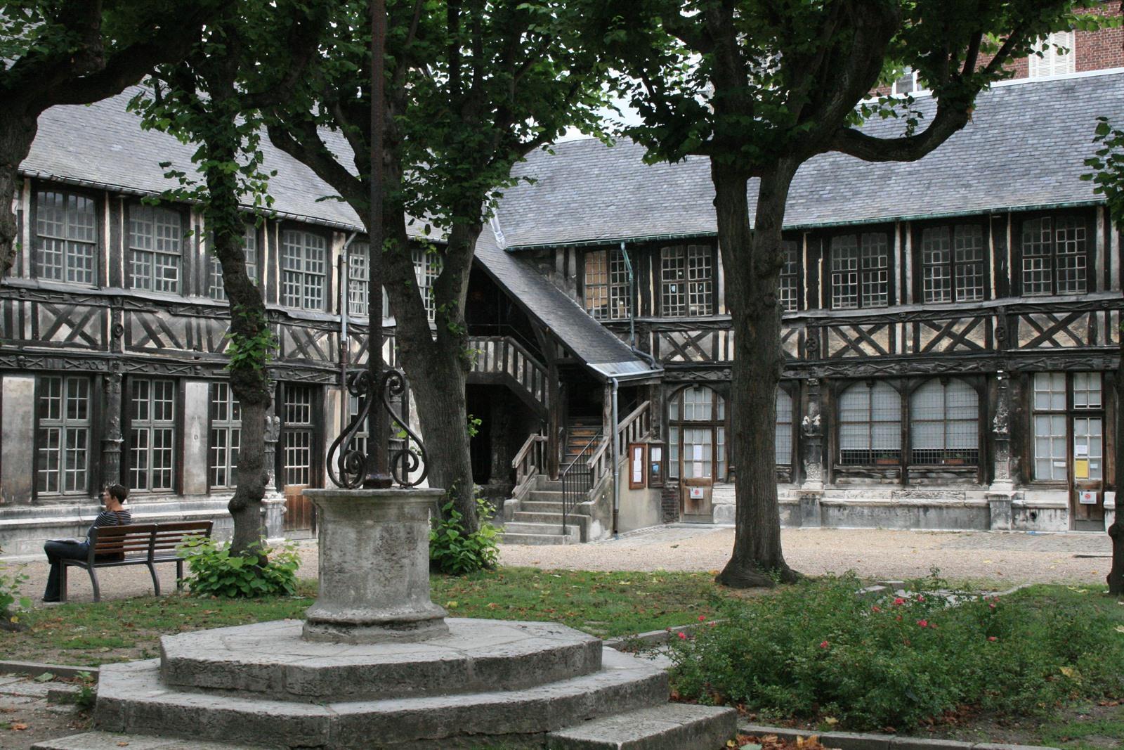 Stadswandeling rouen - Verblijf kathedraal ...