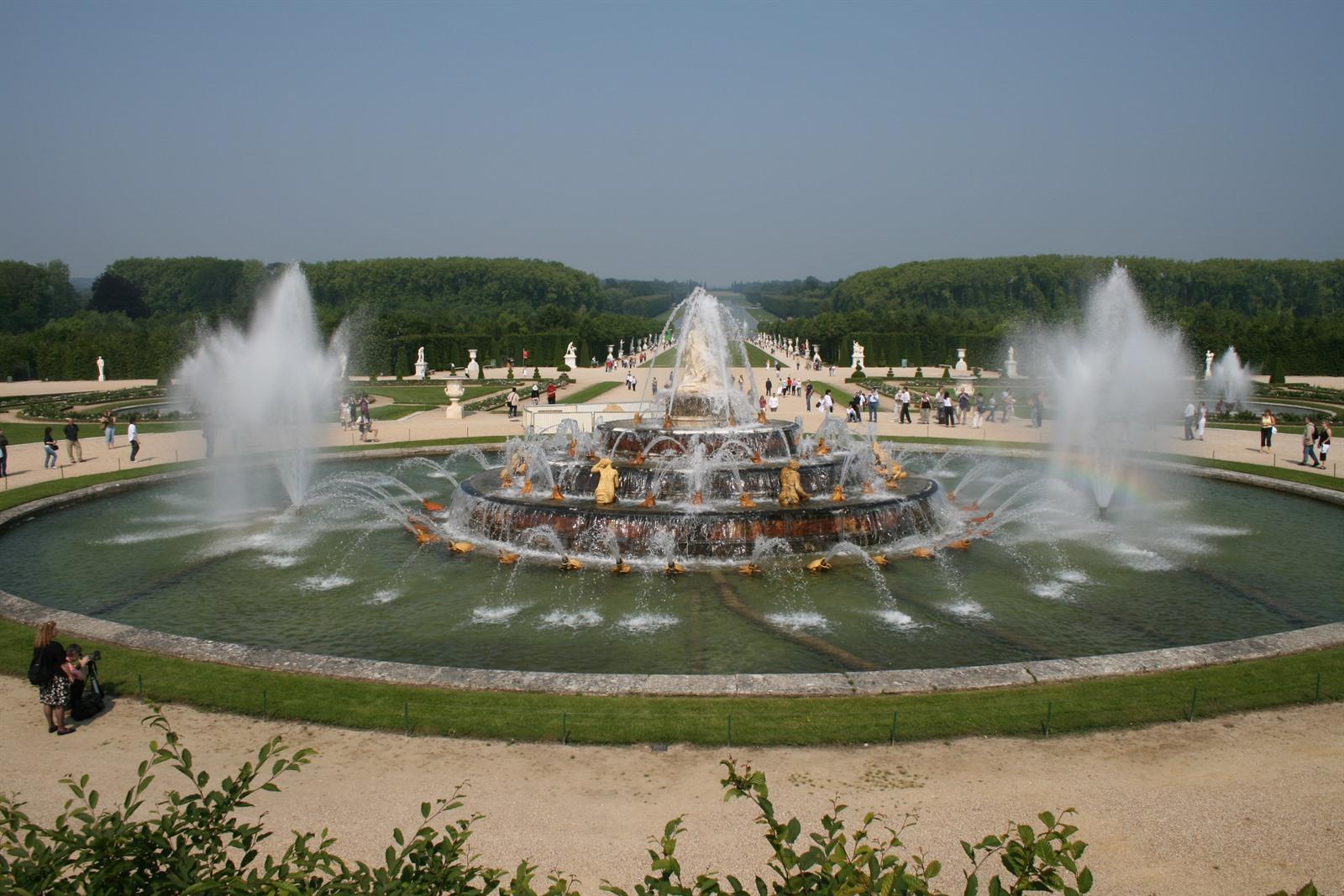 Park En Tuinen Kasteel Van Versailles Bezoeken Alle Info