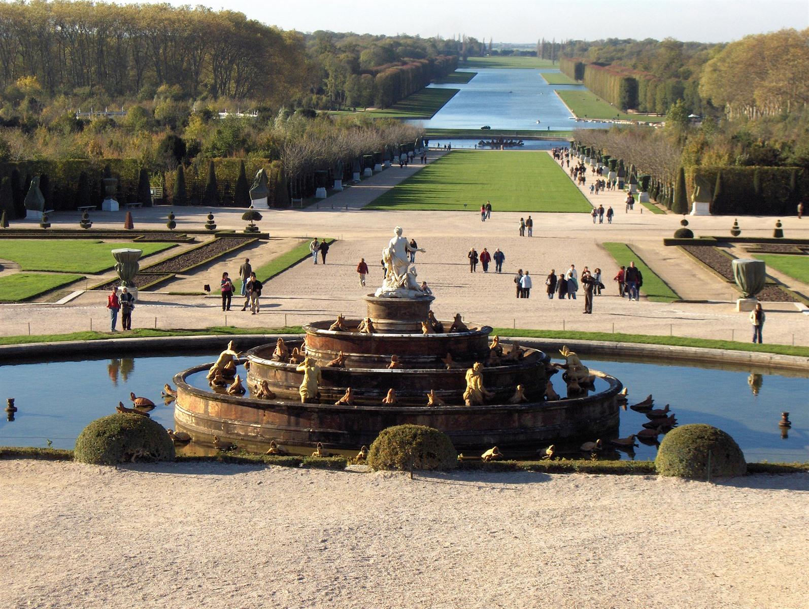 Paleis Van Versailles Tuin.Kasteel Versailles Bezoeken Vanuit Parijs Ideale Daguitstap
