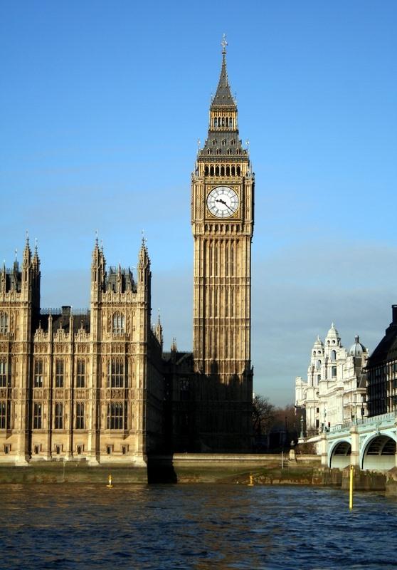 De bezienswaardigheden van Westminster in Londen vragen tijd