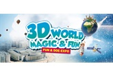 Oostende: expo 3D World Magic & Fun
