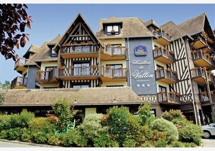 Hotel Best Western Du Vallon Normandie