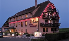 Hotel Au Riesling *** in Zellenberg incl. half pension