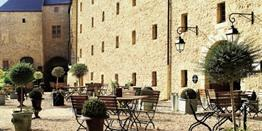 Hotel Le Chateau Fort **** (half pension)