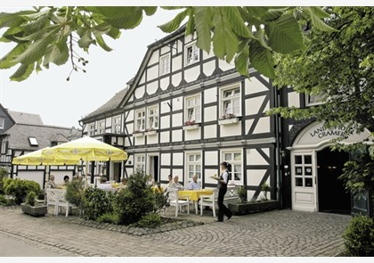 Sauerland 3 of 4 dagen hotel*** half pension va. € 129 pp