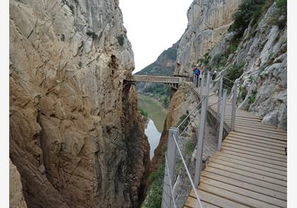 Caminito del Rey - Andalusië 3-daagse incl. inkomticket, bustransfer en ontbijtbuffet